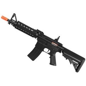 Rifle Airsoft Elétrico Cyma M4 CM505 Bivolt + Capa Simples