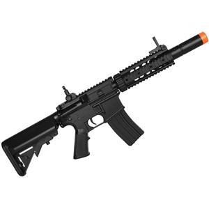 Rifle Airsoft Elétrico Cyma M4A1 Bivolt CM513 + BRINDE Capa Simples