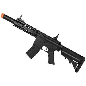 Rifle Airsoft Elétrico Cyma M4A1 RIS CQB Bivolt + Case + BRINDE Óleo
