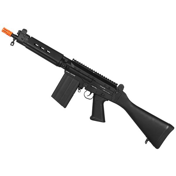 Rifle Airsoft Elétrico FN Herstal FAL Semi-Metal Bivolt - Cybergun