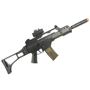 Rifle Airsoft Elétrico G36 CM. 021 Bivolt - Cyma