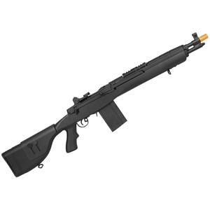 Rifle Airsoft Elétrico M14 DMR Cyma Bivolt - Rossi