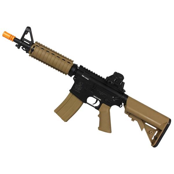Rifle Airsoft Elétrico M4A1 CQB Colt 220V - Cybergun