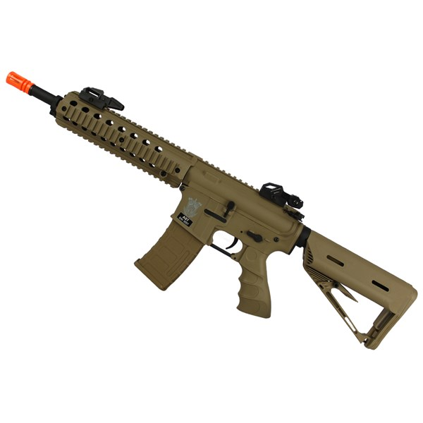 Rifle Airsoft Elétrico SRC SR4-ST Delta M Desert
