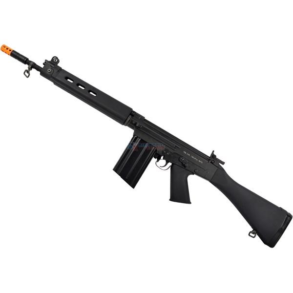 Rifle Airsoft FNC Carbine Elétrica Bivolt - King Arms