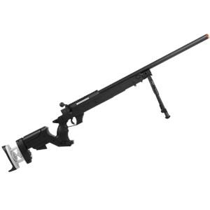 Rifle Airsoft GBB Well Sniper G25B Semi-Metal Preto + Bipé