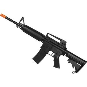 Rifle Airsoft Spring Colt M4A1 Black - Cybergun