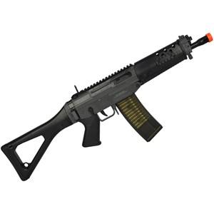 Rifle Airsoft Spring CyberGun SIG SAUER 552 Comando - Swiss Arms