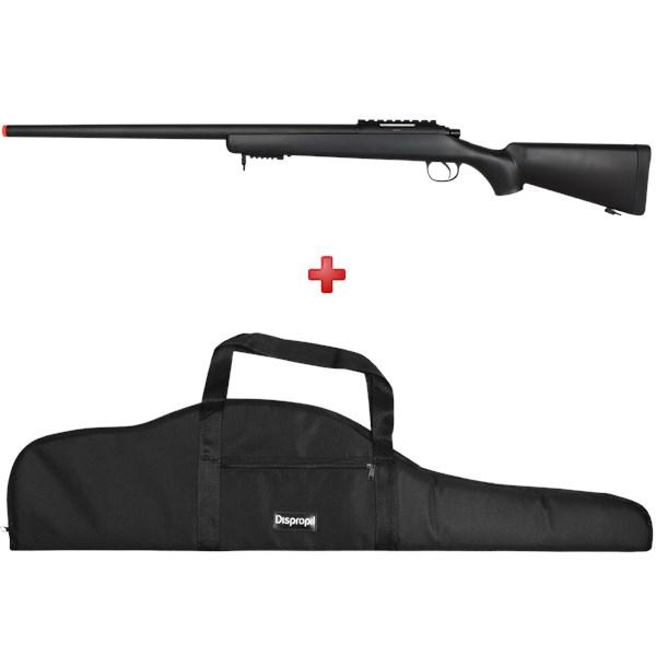 Rifle Airsoft Spring Sniper VSR-10 MB-03A + Capa