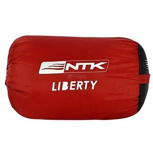 Saco de Dormir Liberty Vermelho e Preto - Nautika