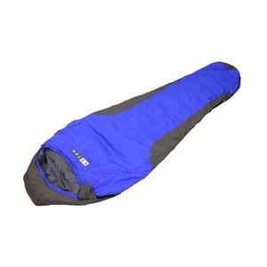 Saco de Dormir Zion Azul e Cinza - Azteq