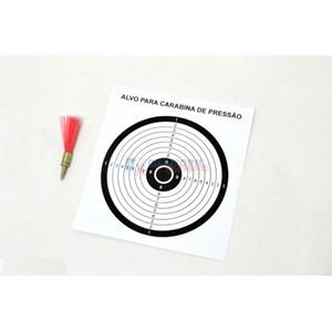 Setas P/ Carabina de Pressão Cal. 4.5mm