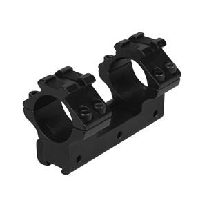 Suporte Unico para Mira - Trilho 11mm, Centro 14mm e Compr. 80mm