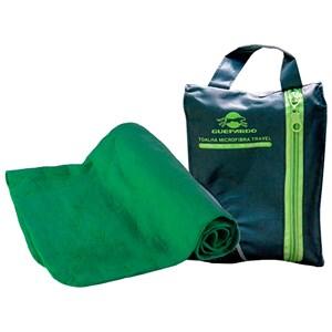 Toalha Microfibra Antibactericida Travel Verde - Guepardo