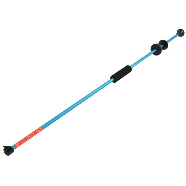 Zarabatana Blow Gun 114cm Kantas 2 Partes Azul